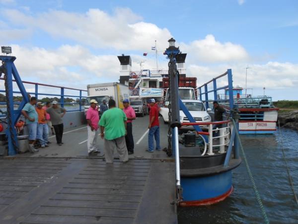 FerrytoOmetepeIsland