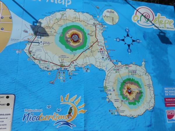 MapofOmetepeIsland